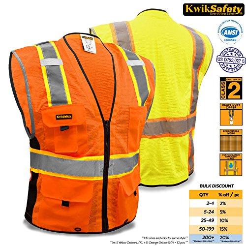 2 Traffic Safety Vest - 1