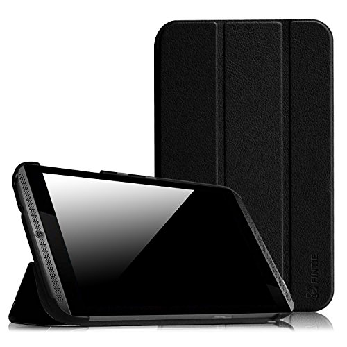 Fintie NVIDIA SHIELD K1 Tablet SmartShell Case - Ultra Slim Lightweight Stand Cover with Auto Wake/Sleep Feature for 2015 NVIDIA Shield Tablet K-1 8.0 Inch, Fit for 2014 NVIDIA Shield 2 8
