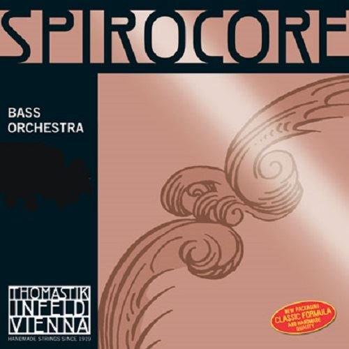 Thomastik Spirocore 3887.2 SINGLE Upright Bass G String Chrome Wound 1/2
