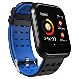 Surpro Smart Watch, Wearable Bluetooth Running GPS Fitness Tracker Watch with Heart Rate