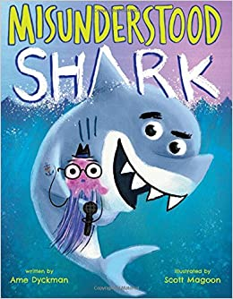 Image result for misunderstood shark ame amazon