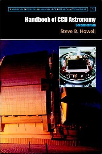 Handbook of CCD Astronomy Cambridge Observing Handbooks for Research Astronomers: Amazon.es: Steve B. Howell: Libros en idiomas extranjeros