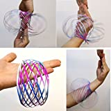 Kinetic Educational Spring Funny Toy for Girls 7