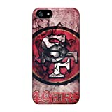 Hot San Francisco 49ers Covers Cases For Iphone/ 5/5s Cases Covers Skin, Gift For Girl And Boy