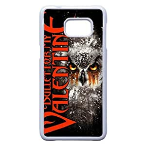 Samsung Galaxy S6 Edge Plus Phone Case White Bullet For My Valentine VLN1122935