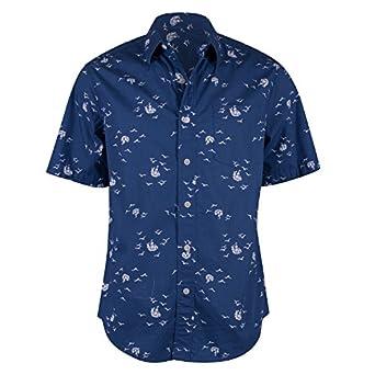 Campia Mens Shirts - Hawaiian Shirts - Mens Tropical Shirts ...
