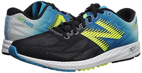 Pour Multicolore maldives Bleu Sur Piste Chaussures Balance Noir lite Hommes Hi 1400v6 By6 Course New De n0A1qz