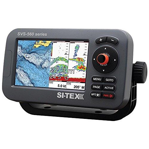 The Amazing Quality SI-TEX SVS-560CF Chartplotter - 5