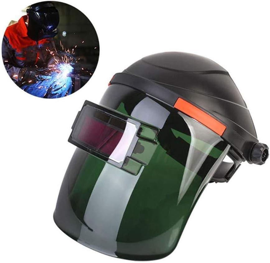 Welding Helmet IOFESINK Máscara de Soldadura Oscurecimiento automático, Campana de Soldadura con energía Solar for Soldadura de molienda Máscara de Soldador y Otra protección Laboral