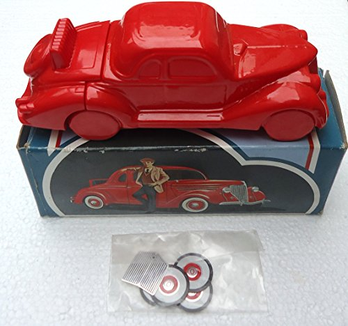 Avon Tai Winds - Vintage Avon Bottle Tai Wind After Shave 1936 Ford Classic Car Avon Collectibles