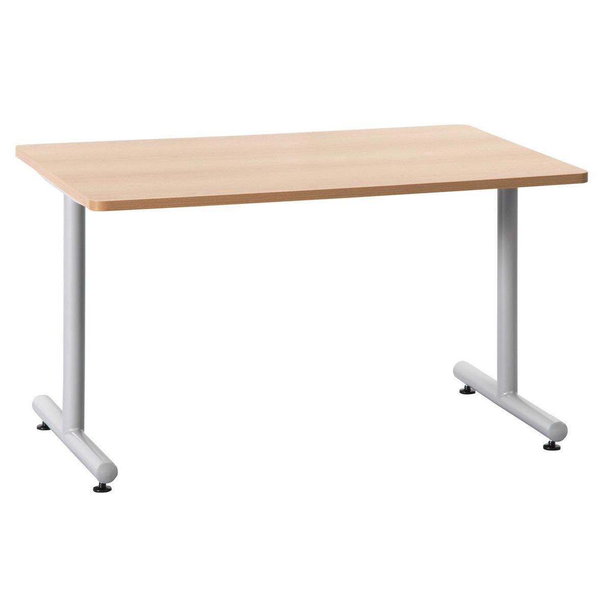 ミーティングテーブル MTS 角形幅1200×奥行き750mm カラー:オーク B00AFJCAZ4オーク