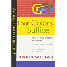 Four Colors Suffice: How the Map Problem Was Solved - Revised Color Edition