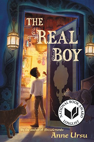 The Real Boy by [Ursu, Anne]