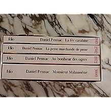 COFFRET DANIEL PENNAC FOLIO 4 VOLUMES