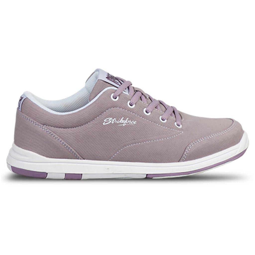 KR Strikeforce Women's Chill Bowling Shoes, Mauve, Size 8