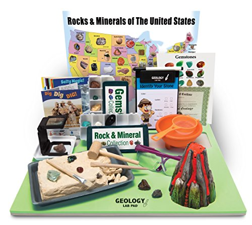Ben Franklin Toys Geology Lab Pad Science Kit