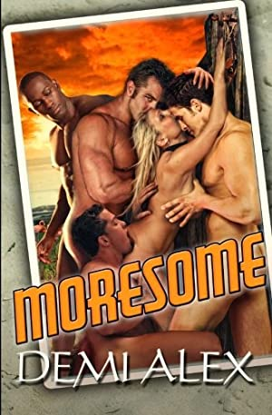 book cover of Moresome: Volume One
