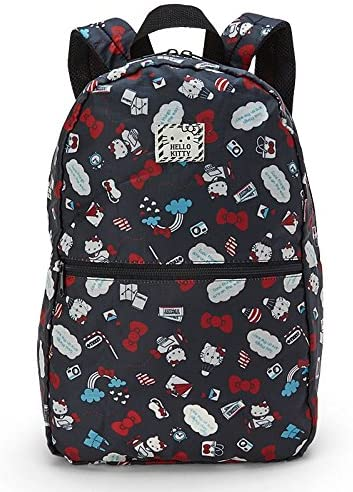 SANRIO Hello Kitty Foldable Backpack Travel