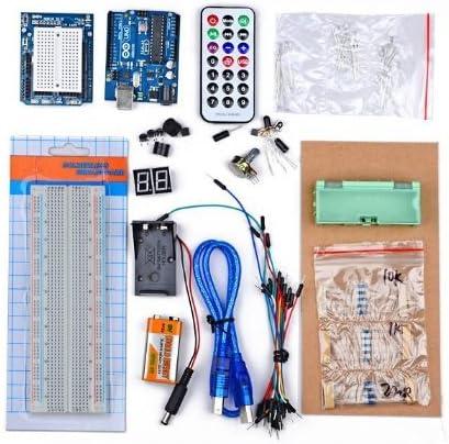 Arduino Compatible Kit 2011 Uno de componentes Basic Element Pack ...