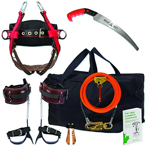 Entry-Level Spur Kit (Size: Large) by Weaver, Klein, Climb Right, Rothco, US Standard, Rock Exotica, Samurai