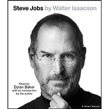 Steve Jobs by Walter Isaacson (October 24, 2011) Audio CD