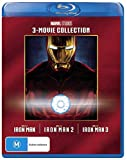 Iron Man 3 Film Collection (Iron Man/Iron Man 2/Iron Man 3)