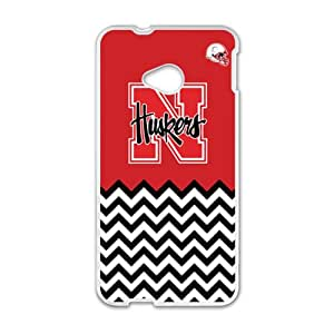 nebraska huskers Phone Case for HTC One M7