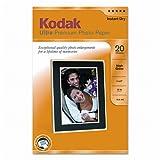 Kodak 1760909 High-Gloss Ultra-Premium Photo Paper 11 x 17 20 Sheets per Pack