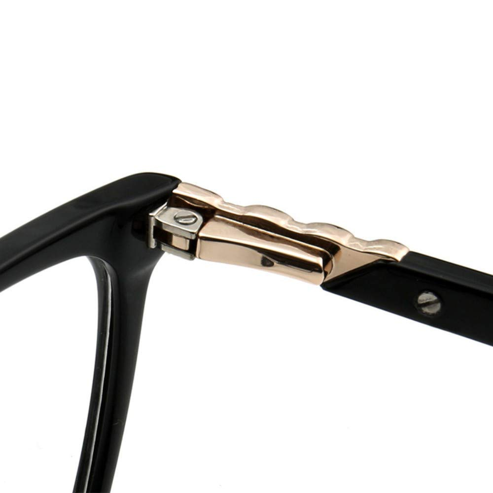 Anti-Blu-Ray Glasses Plate Retro Glasses Personality Trend Unisex