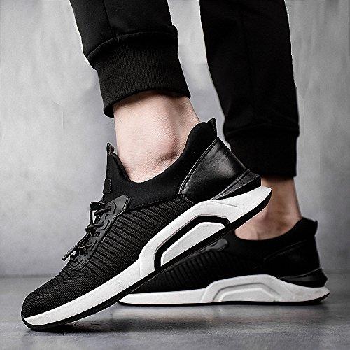 Ben Sports zapatillas de deporte trail Running de hombre pare mujor E-Negro