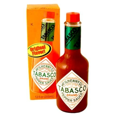 Price comparison product image Tabasco Original Pepper Sauce, 12 FL OZ (Pack of 3)