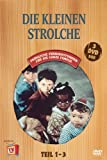 Die kleinen Strolche (kolorierte Fassung) - Box (Teil 1 - 3) [3 DVDs]