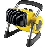 Lasko 675919 Stanley Pro-Ceramic Utility Heater, 12-Inch
