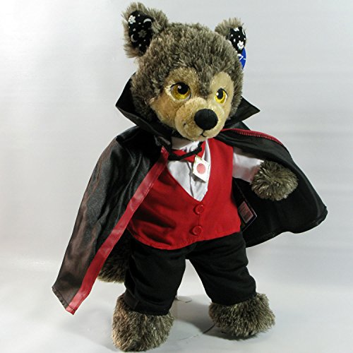 Build a Bear Werewolf Howl-o-ween in Vampire 3
