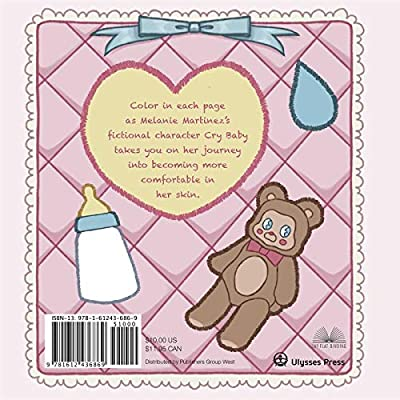 Cry Baby Coloring Book By Martinez, Melanie - Amazon.ae