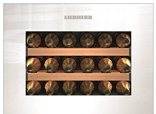 Liebherr PAL - WKEgw 582 GrandCru Weinkü hlschrank (Einbau) / A+ / 44, 8 cm / 18 Flaschen Kü hlteil/Bei Stö rung: akustisches und optisches Signal