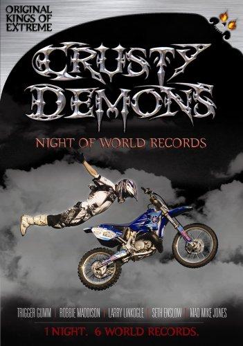 Crusty Demons Night of World Records -