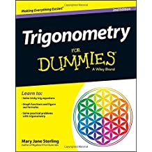 Amazon trigonometry mathematics books trigonometry for dummies fandeluxe Choice Image