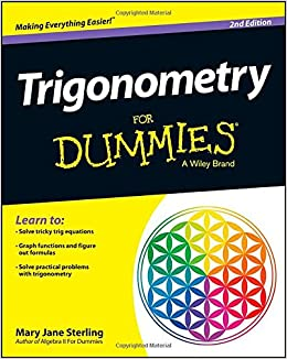 Trigonometry for dummies livros na amazon brasil 0884222441908 fandeluxe Images