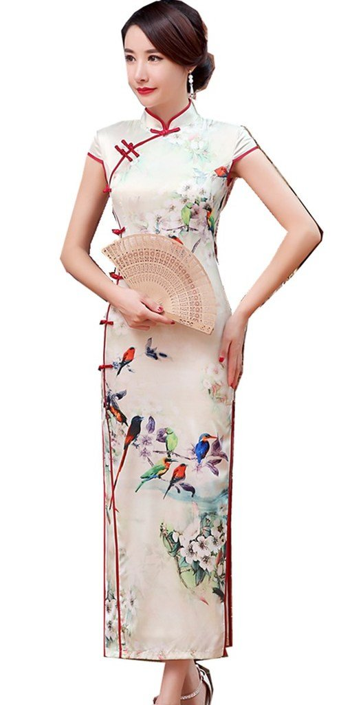 Shanghai Story Short Long China Qipao Chinese Traditional Dress Cheongsam 2 80