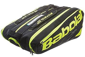 Babolat RH X 12 Pure Fundas para Raquetas de Tenis, Unisex Adulto ...