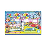 "Board Dudes 11"" x 17"" Dry Erase Learning Mat - Addition and Subtraction (99101UA-12)"