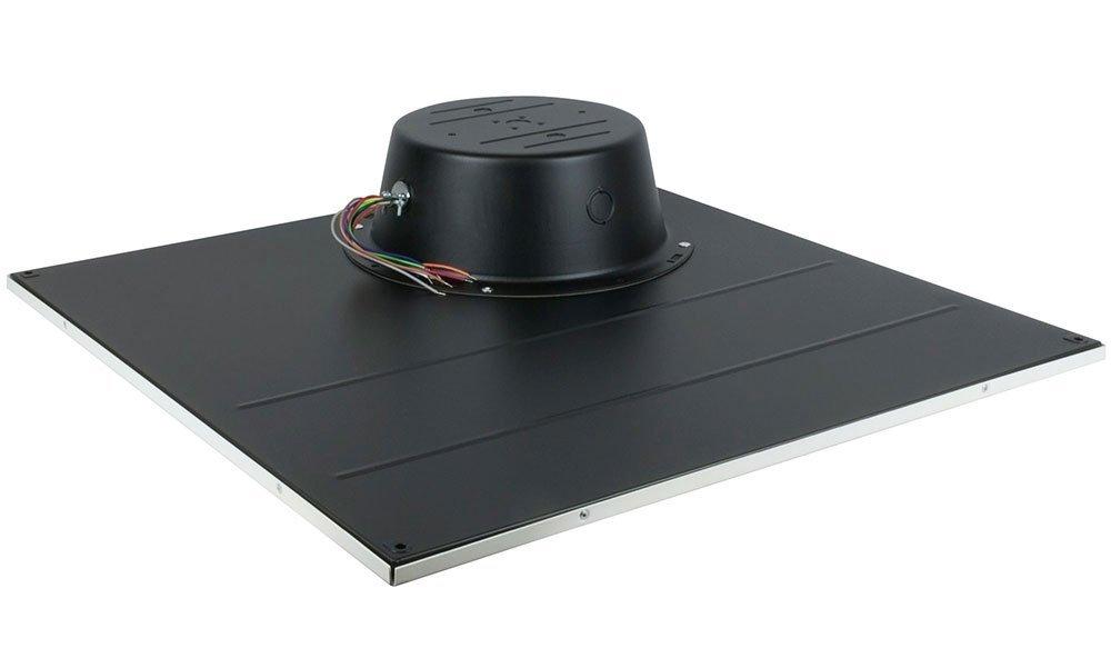Lowell LT2810-72BB Ceiling Tile Speaker 15W Driver 2x2 In. Value Model Dual Voltage Transformer by Lowell [並行輸入品] B00VU620S8