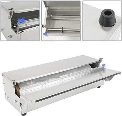 PrimeMatik - Máquina de envasado de Comida para Bobina de Film de plástico de 450 mm: Amazon.es: Electrónica