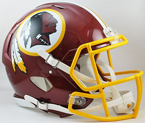 NFL Washington Redskins Speed Authentic Football Helmet -