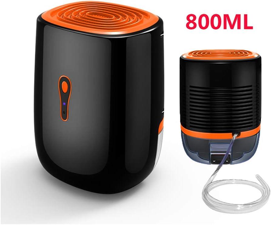 GAYBJ Portátil Deshumidificadores 800 ml eléctrico Mini deshumidificador para los armarios, baños, Barcos, cocinas y Otras pequeñas Habitaciones y Espacios: Amazon.es: Deportes y aire libre