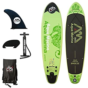 Aqua marina Breeze hinchable Stand Up Paddle Board 9 ...