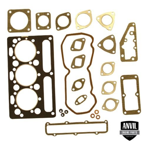 Complete Tractor 1209-1302 Head Gasket Set for Massey Ferguson-3637599M91 3638545M91 3639449M1