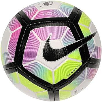 oriental ley fibra  Nike Strike - Balón de fútbol, color Blanco / Múltiple, tamaño talla 5:  Amazon.es: Deportes y aire libre