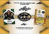 2015 Leaf US Army All American Football Hobby Box - College Team Sets